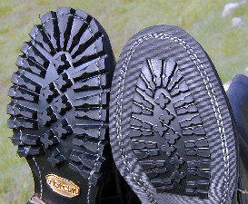 Vibram Sole Options