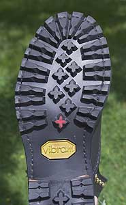 Vibram Fire Sole