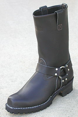 Stock Harness Boot With Side Pull Straps